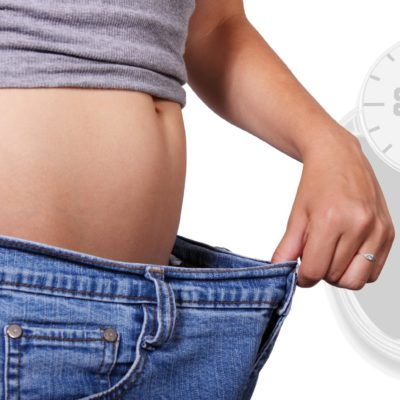 Best of both worlds – lose weight and look lean